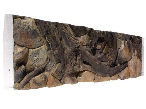 Aquarium Rückwand 3D Amazonas 150x50 bei Robizoo