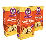 PUMPKIN PIE CRÈME COOKIES - Limited Edition Sandwich Cookie with rich pumpkin spice crème sandwiched between two vanilla wafer cookies. This cookies combines cinnamon and spice and everything nice for a mouthwatering cookie that is perfect for a cris...
