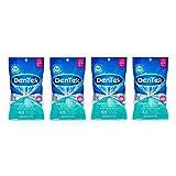 DenTek Complete Clean Fresh Mint Angled Floss Picks 75 ea (Pack of 4)