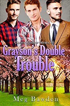 Grayson's Double Trouble (Cherry Hollow Series Book 6) by [Meg Bawden]