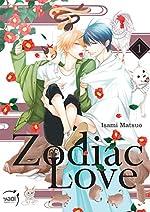 Zodiac love T01 d'Isami Matsuo