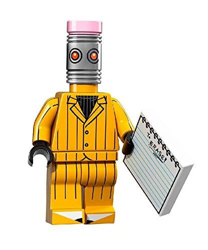 LEGO La película Batman - Borrador Minifigura - 71017 (Enbolsado)