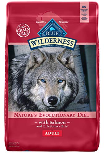 Blue Buffalo Natural Adult Dry Dog Food Salmon