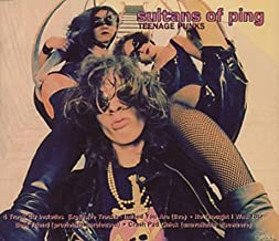 Teenage Punks by Sultans of Ping