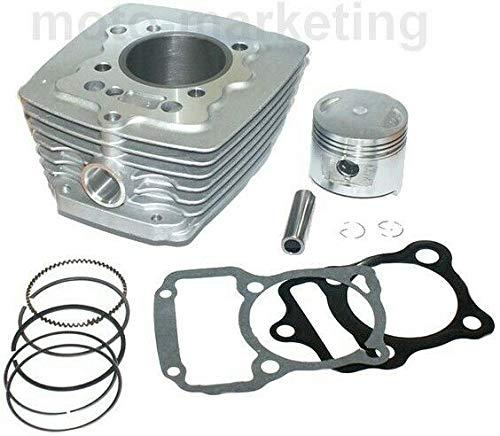Unbranded. 150 CCM Zylinder KIT Set KOMPLETT für BAROSSA Cheetah REX RAM SMC Quad ATV 150 Zylinderkit Zylinderkit