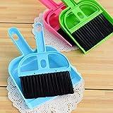 FPR Set Mini Dustpan Supdi with Brush Broom Set for Multipurpose Cleaning Laptops
