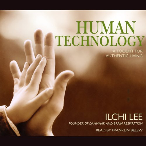 Human Technology audiobook cover art
