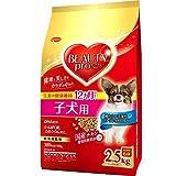 ビューティープロ ドッグフード ドッグ 子犬用 12ヵ月頃まで チキン 2.5kg