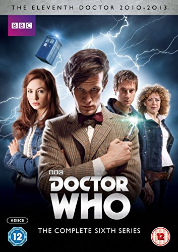 Doctor Who - Complete Series 6 Box Set (repack) [6 DVDs] [UK Import]