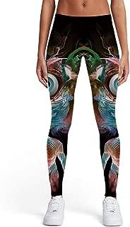 Octopus Leggings Women Animal Leggins Graffiti Spandex Colorful Sexy Abstract Elastic Womens Leggings Pants Casual