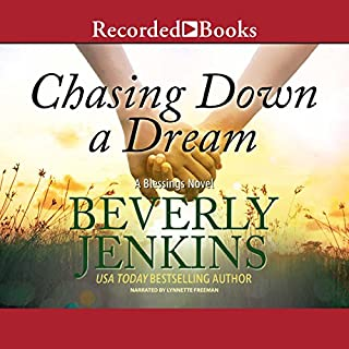 Chasing Down a Dream audiobook cover art