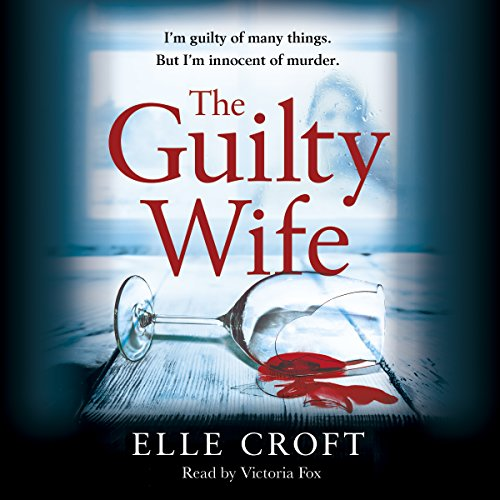 The Guilty Wife audiobook cover art