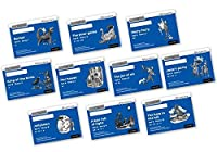 Read Write Inc. Phonics: Black and White Blue Set 6 Storybooks Mixed Pack of 10