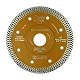 Stonecraft Diamond Cutting Blade 115mm Ultra Thin Turbo Disk Wet/Dry Ceramic Tile