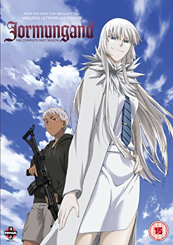 Jormungand-Series 1-Complete (2 DVD) [Edizione: Regno Unito] [Import]