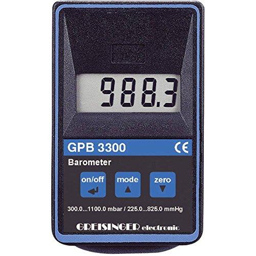 Greisinger GPB 3300 Barometer