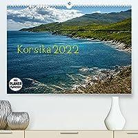 Korsika 2022 (Premium, hochwertiger DIN A2 Wandkalender 2022, Kunstdruck in Hochglanz): Korsika - Wilde Schoenheit (Geburtstagskalender, 14 Seiten )