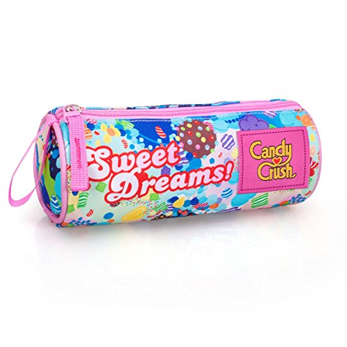 Candy Crush Sweet Dreams Pink Pencil Case