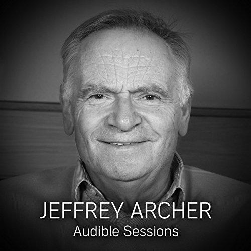 Jeffrey Archer audiobook cover art