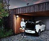 Brennenstuhl LED-Strahler Duo Premium LV / LED-Leuchte für außen mit Bewegungsmelder (IP44, inkl. Solar-Panel und Akku, 12 x 0,5 W) - 11