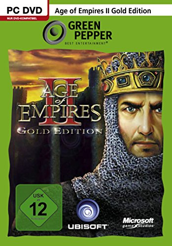 Age of Empires 2 - Gold Edition [Software Pyramide] [Edizione: Germania]