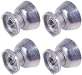 8066184 Dryer Motor Pulley Replacement for Dryers, Replaces WP8066184 AP6011686 8578565 W10299847 3389627 3394341 3401143 694871 PS11744884 W10290525 W10290531 W10402909-(Pack of 4)