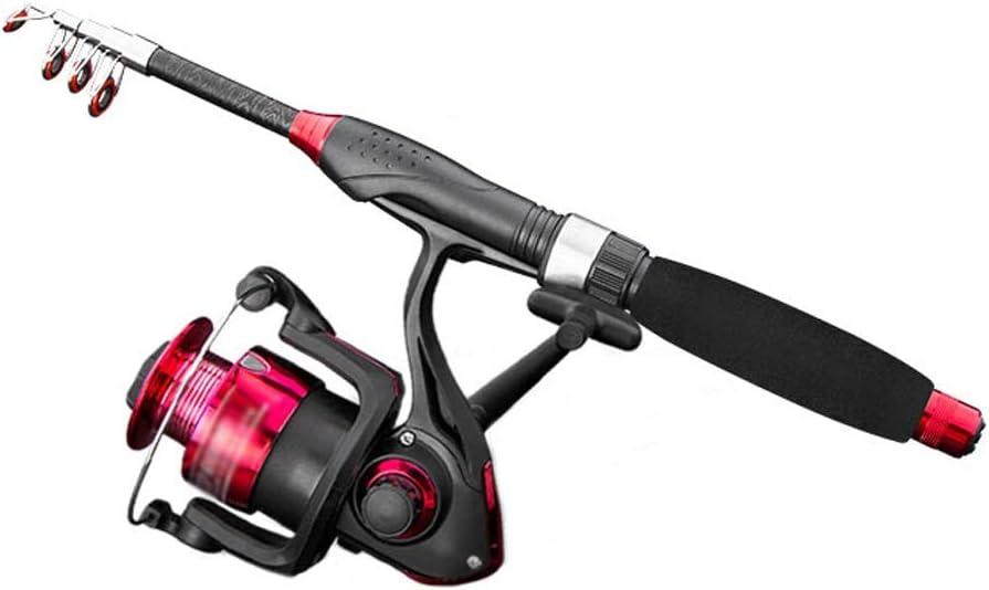 Fishing Gear Mini Ultra Short online shopping Easy-to-use Portab Telescopic Pole Rod