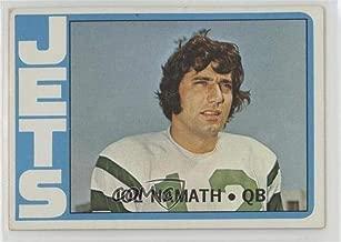 Joe Namath (Football Card) 1972 Topps - [Base] #100