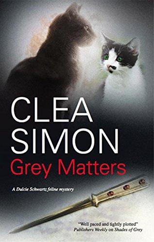 Image of Grey Matters (Dulcie Schwartz (2))