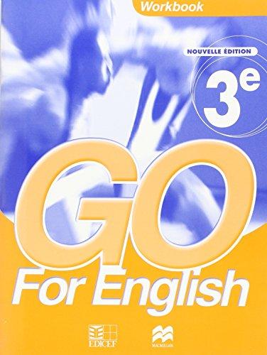 Go for English 3e / Livret d'activités