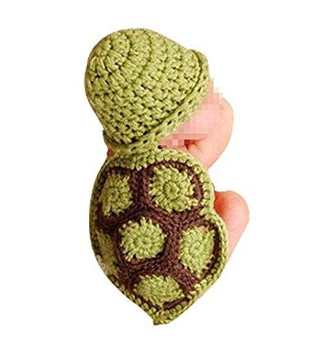 Isuper Baby Kostüm, Neugeborenes Baby Kostüm Schildkröte Foto Props Baby Fotografie Requisiten