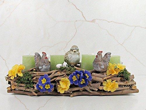 Ostern Osterdekoration Frühling, Tischdeko