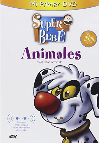 Super Bebe: Animales [DVD]