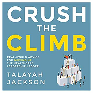 Crush the Climb audiobook cover art