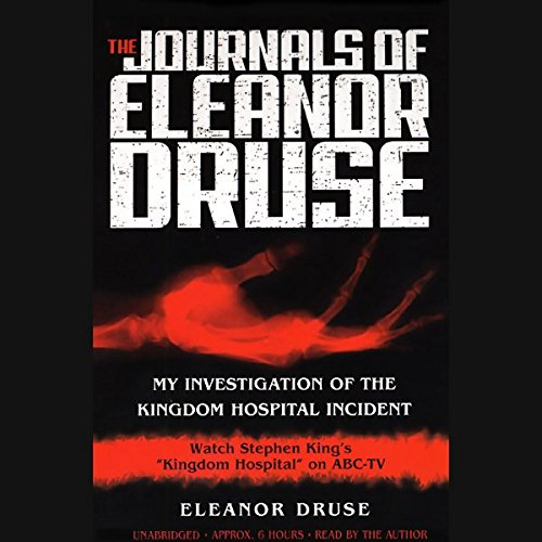 The Journals of Eleanor Druse audiobook cover art