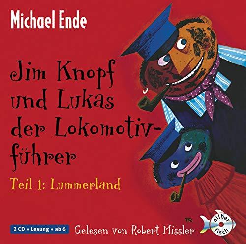 Jim Knopf und Lukas der Lokomotivführer - Teil 1: Lummerland: 2 CDs