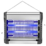 Bug Zapper, 2-in-1 Electric Mosquito Zapper, Powerful 3000V Indoor and Outdoor Insect Killer,...
