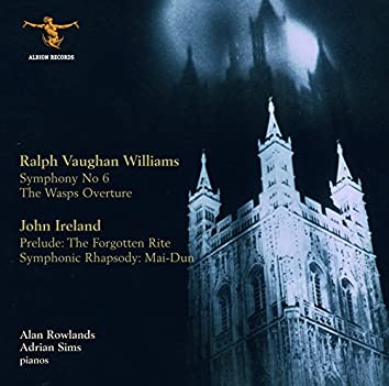 Vaughan Williams & Ireland: Works Arranged for Piano Duo