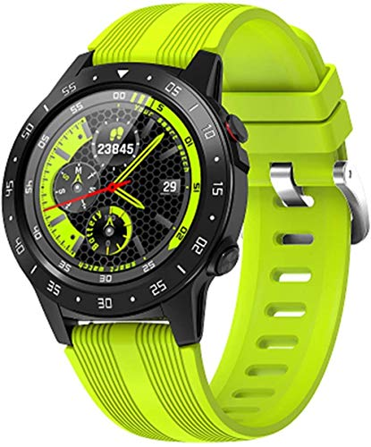 hwbq Reloj Inteligente Smartwatch GPS Brújula Barómetro Altura IP67 Smartwatch Reloj Inteligente Hombres Mujeres-A