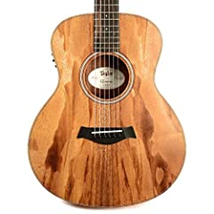 "Body Body shape: Other Cutaway: Non-cutaway Top: Hawaiian koa Back and sides: Layered koa Bracing pattern: Other Body finish: Varnish Orientation: Right handed Neck Shape: Other Nut width: 1.687"" (42.8mm) Fingerboard: Ebony Wood: Tropical mahogany Sc..."