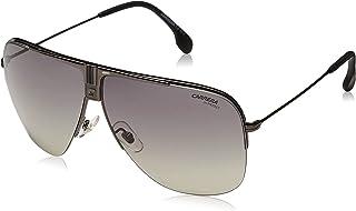 CARRERA Unisex Sunglasses, Square, 1013/S - Black/Brown