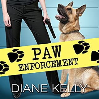Paw Enforcement audiobook cover art