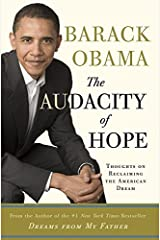 The Audacity of Hope: Thoughts on Reclaiming the American Dream (English Edition) Format Kindle