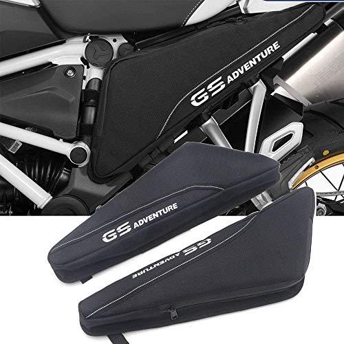 Cassetta degli attrezzi con triangolo del telaio della borsa di posizionamento degli attrezzi di riparazione a prova di acqua per BMW R1200GS ADV LC R1250GS F750GS F850GS R1200R