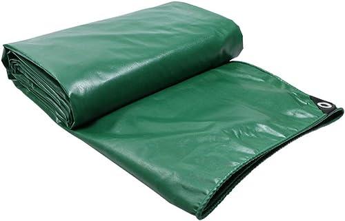 Baches ZXMEI, Abri De Survie en Nylon Robuste 100% Imperméable - Vert (Taille   5x5m)