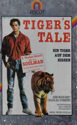 Tiger's Tale - Ein Tiger auf dem Kissen [VHS]