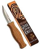 BeaverCraft Sloyd Knife C4 3.14' Wood Carving Sloyd...