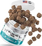 BEST HIP & JOINT SUPPLEMENTS FOR DOGS: Product of USA- Natural Pain Relief & Mobility + Аnti-inflammatory and Аnti-arthritic effects Maximum strength Glucosamine & Chondroitin approx/170 Soft Chews