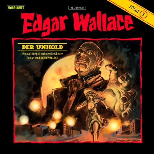 Der Unhold (Edgar Wallace 1) Titelbild