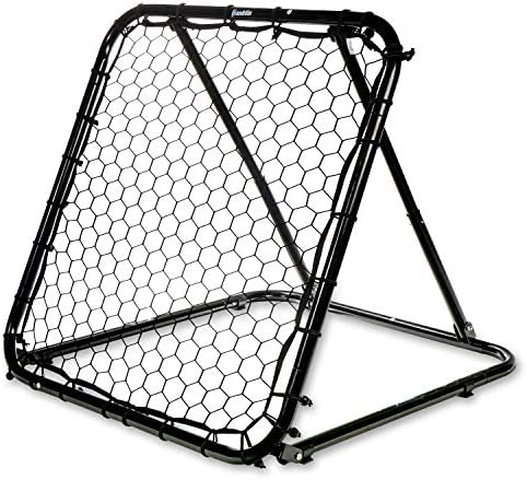 Franklin Sports Basketball Pass Back Rebounder Net Multi Sport Training Rebound Screen Perfect product image